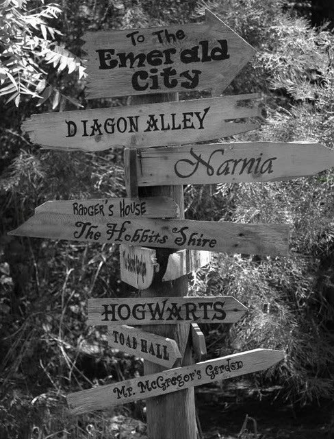 Which way to...